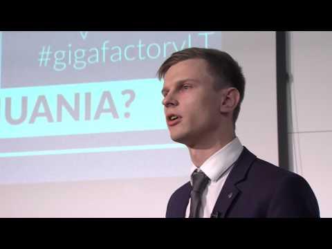 """Diskusija: """"Tesla motors"""" giga-gamykla Lietuvoje? Kodėl TAIP?!"""
