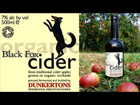 Dunkertons - Black Fox Cider 7.0%