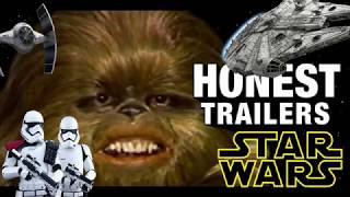 Honest Trailers - Star Wars Spinoffs (Holiday Special & More!) - My Reaction