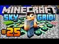 "watch he video of Minecraft SKY GRID - Episode #25 w/ Ali-A! - ""ENDER PORTAL!"""