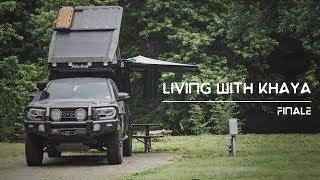 Living With Khaya Finale Alu Cab Khaya Camper