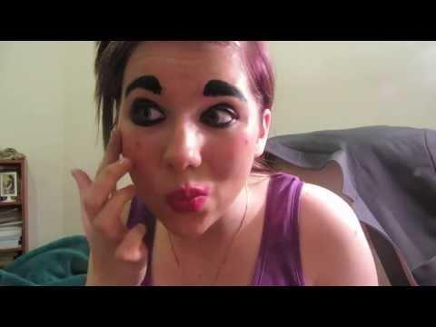 2 самых смешных видео как правильно краситься