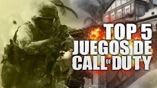 Top Juegos de Call Of Duty