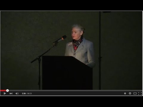 NCMA Spring 2015  Keynote with Dr.  C  Noel Bairey Merz