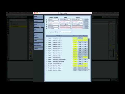 Ableton Live Basic Tutorial Part.1 intro To Live (in Bahasa Indonesia)
