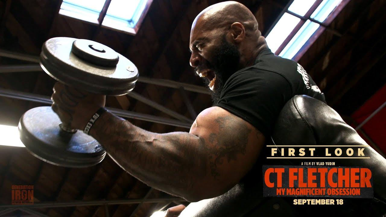 ct fletcher my magnificent obsession feature film first