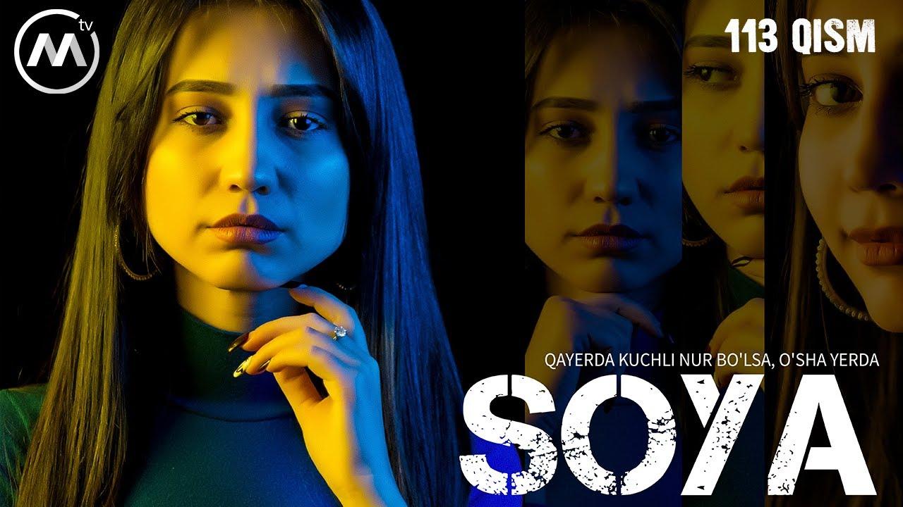 Soya   Соя (milliy serial 113-qism)
