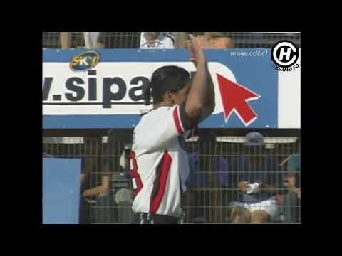 El primer Gol de Esteban Paredes a Jhonny Herrera