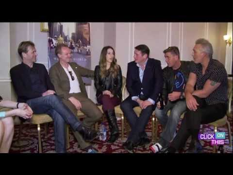 Spandau Ballet Interview at SXSW 2014