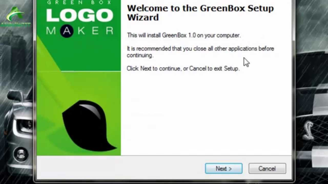 greenbox logo maker gratuitement