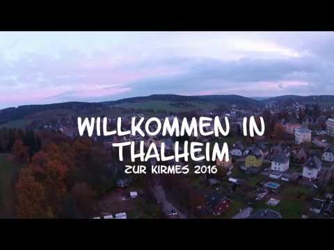 Kirmes Thalheim Erzgebirge 2016