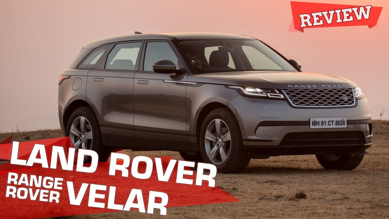 Land Rover Range Rover Velar Price, Images, Mileage, Colours, Review