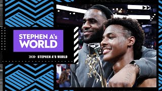 Stephen A.'s TOP 5️⃣ fatherly sports moments | Stephen A.'s World