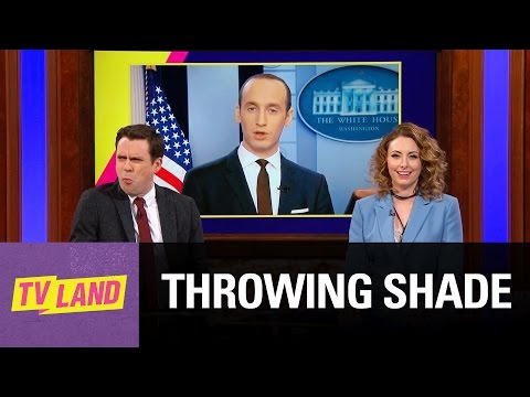 Newish News: Stephen Miller Is From Santa Monica | Throwing Shade | Tues. 10:30/9:30c