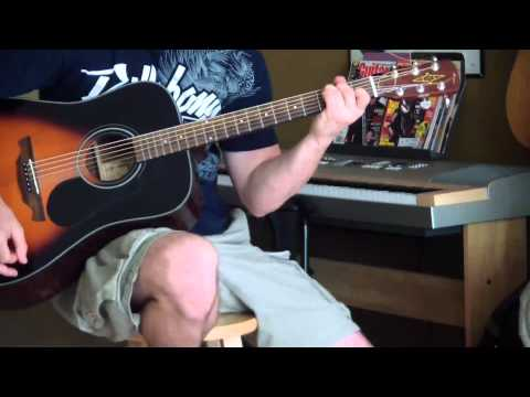 Neil Young Heart Of Gold Guitar Lesson - Guitar Chords, Guitar Tutorial, Strumming Pattern