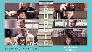 New Movies Like The Public Recommendations