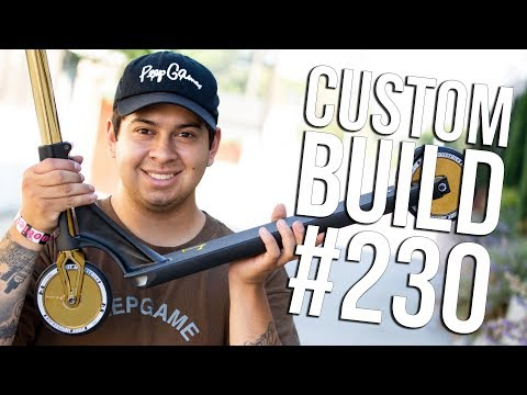 Custom Build #230 │ The Vault Pro Scooters