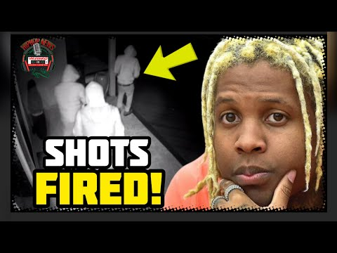 BREAKING: ATL Goons Just Ran Up In Lil Durk's Crib While He Was Home!