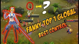 New Maps ! Aksi ZXUAN User Fanny No 1 Terhebat di Dunia Kontrol nya Ajib Mobile legends thumbnail