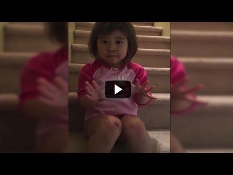 Esta niña de 6 años da una brillante lección a sus padres tras divorciarse.