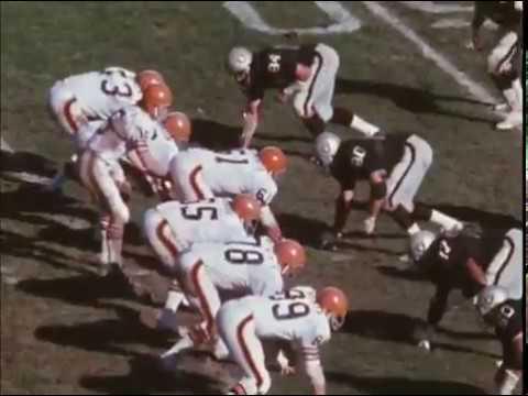 1973 Browns at Raiders Game 10