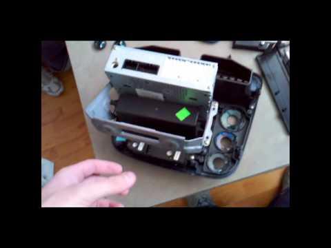 How To Change Radio in 2001 Honda Civic - YouTube