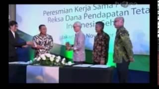 Peresmian Kerja Sama Penerbitan Reksa Dana Pendapatan Tetap Indonesia Sehat | BPJS Kesehatan