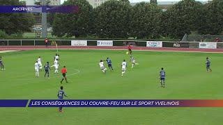 Yvelines | Les conséquences du couvre-feu sur le sport Yvelinois