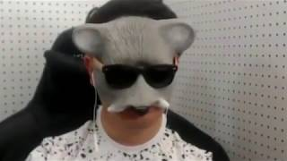 Rato Borrachudo se depilando ao som de Bruno Mars