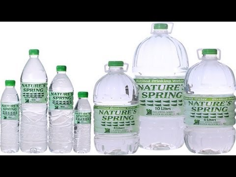 Nature's Spring Water - Radio Advert