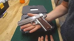 First Impressions of Springfield Armory 1911-A1 Loaded.