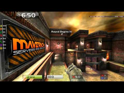 Quake Live: FEC 1v1 CA - DIV 2 - Week 1 -  Sadalmelik v Ring(POV) - Almost Lost (map 2)
