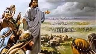 O povo de Deus no deserto andava música e imagens : internet