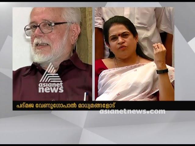 Padmaja Venugopal's response on ISRO spy case: SC verdict