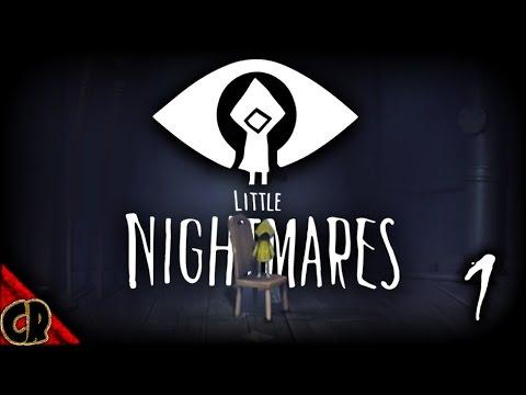 TINY LIGHT...MASSIVE DARKNESS | Little Nightmares (Part 1)