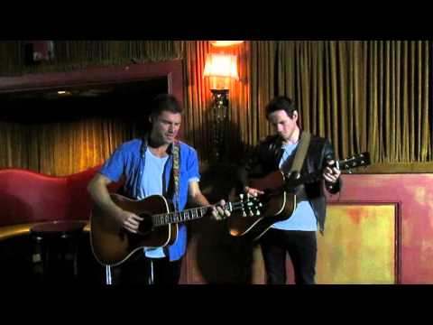 "Jon McLaughlin  & Dylan Williams ""If Only I""  Boston VIP @ Royale April 2016"