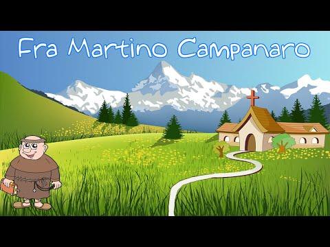 FRA MARTINO CAMPANARO - Filastrocche e canzoni per bambini