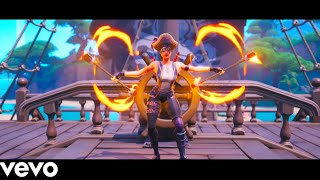 FORTNITE *NEW* *LEAKED* FIRE SPINNER (TRAP REMIX)
