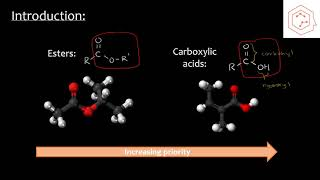 SCH4U/Grade 12 Chemistry: Carboxylic acids and esters