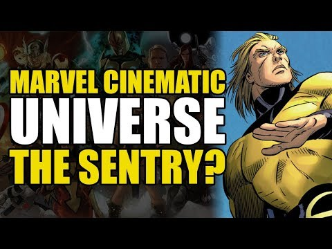 Marvel's Sentry Movie
