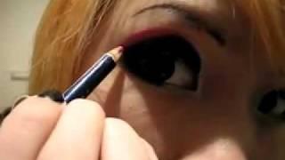 J-rock макияж