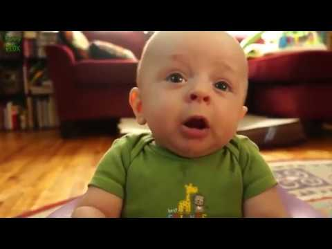 Top 7 Funny Baby Videos (REVERSE)