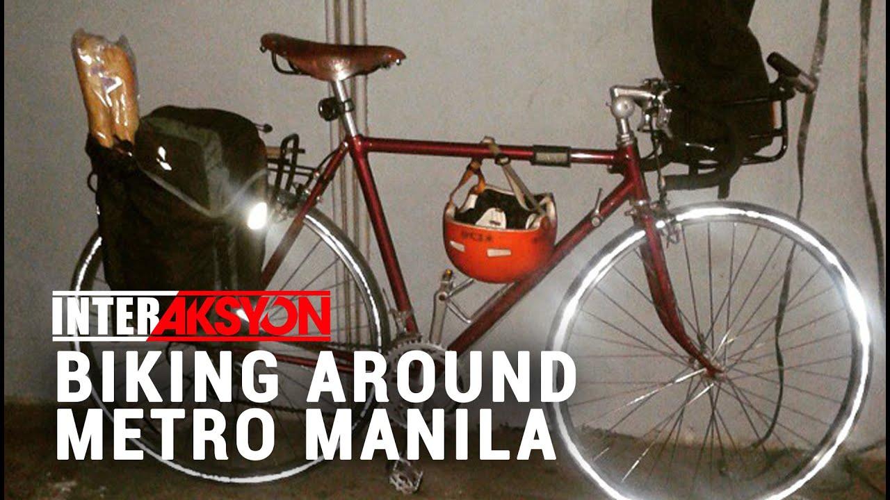 Can you bike to work in Metro Manila?
