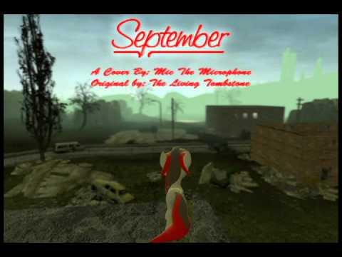 [Singing] September: Mic Cover