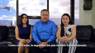 Juan Diego Castro Mensaje de Cierre de campaña