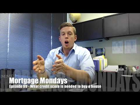 What credit score is needed to buy a house? | Mortgage Mondays #99