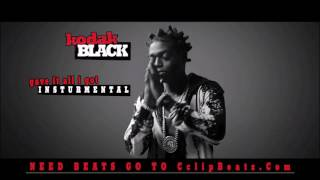 Kodak Black - Gave it all I got INSTRUMENTAL (C-clipBeatz)