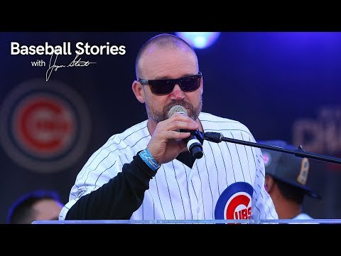 David Ross on His Career Path | Baseball Stories