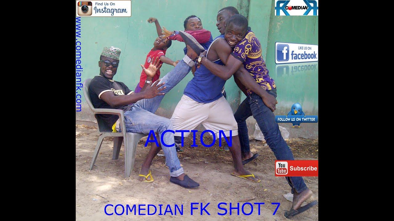 Comedian fk Vs fk Junior 'ACTION' NIGERIA FUNNY HILARIOUS COMEDY