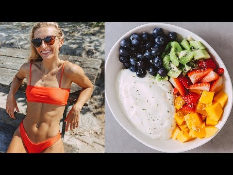 WHAT I EAT IN A DAY | Healthy Summer Meals!